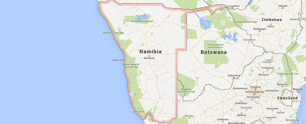 Namibia_map